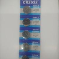 Baterai CMOS CR2032 3V Micro Lithium Battery 2032