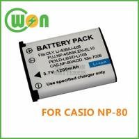 Baterai Kamera CASIO NP-80 -82 NP80 NP82 FUJIFILM NP-45 -45A -45B NP45