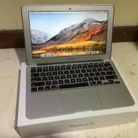 Macbook Air Early 2015 MJVM2 Core i5 Ram 4gb Ssd 128gb 11 inch Fullset