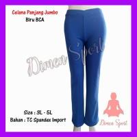 Celana Senam Panjang  Jumbo | Olahraga | Gym | Fitnes | Dimen Shop