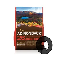 adirondack 2.23 kg dog 26% protein active recipe
