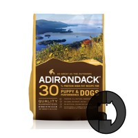 adirondack 2.23 kg puppy and performance dogs 30% protein