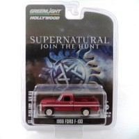 GREENLIGHT 1969 FORD F-100 SUPERNATURAL JOIN THE HUNT - HOLLYWOOD 20