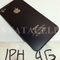 [ NEW !! ] Back Door iPhone 4 4G A1332 - Backdoor Baterai Tutup Belaka