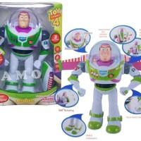 ROBOT BUZZ THE LIGHTYEAR ADA SAYAP - TOY STORY