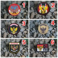 patch pacth rubber INDONESIA GARUDA - rubber patch PVC