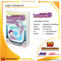 Buku Login Instagram
