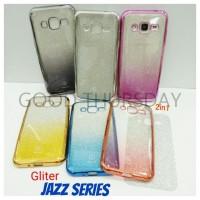 Samsung Galaxy Grand Prime (G530) - TPU Shining Chrome with Glitter (J
