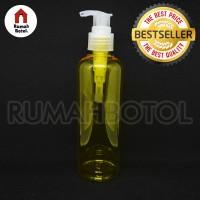 Jual Botol PUMP PET 250ML Sabun Cair Shampo Gula Saus Pompa Plastik 250 ML Murah