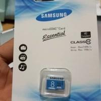 MMC SAMSUNG 8GB MICRO SD CARD / MEMORY HANDPHONE 8 GB / MEMORI HP SDHC