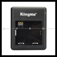 New Sale Kingma Dual\U002Fdouble Desktop Charger For Xiaomi Yi