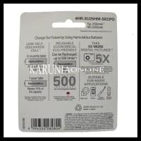 Baru Sanyo Eneloop Harmolattice 4Pcs Battery Aa 2500Mah