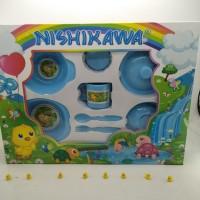 Nishikawa set makan baby besar