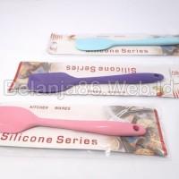 Silicone Scraper Spatula / Spatula Scrapper bahan silicon