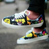 2d42b3cba Sepatu Sneakers Terbaru PRIA CASUAL VANS AUTHENTIC STAR WARS Terpopul