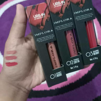 Lipstik implora matte