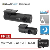 CCTV Kamera Mobil BlackVue DR590W-2CH - Full HD Dashcam