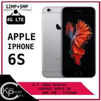 Apple iPhone 6S 128GB Garansi 1 Tahun