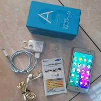 Samsung A3 2015 sein gold bekas second preloved