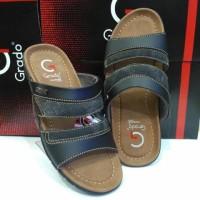 Harga new 2018 sandal casual pria grado 0683 | Hargalu.com