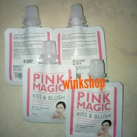 BRUNBRUN PINK MAGIC KISS & BLUSH 5ml