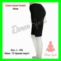 Celana Senam Tanggung | Olahraga | Fitnes | Gym | Zumba | Dimen Shop
