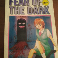 Komik serial misteri Fear of the dark