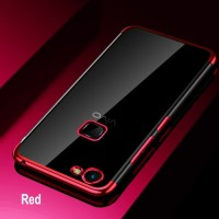 Softcase TPU Plating Ultra Thin Case Casing Back Cover HP Vivo Y83