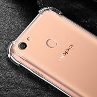 Softcase TPU Anti Crack Slim Case Casing Cover HP Oppo F7 Plus Pro