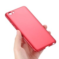 Hardcase Baby Skin Ultra Thin Slim Matte Case Cover Casing HP Oppo F7
