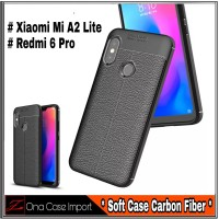 Xiaomi Mi A2 Lite Redmi 6 Pro Case New Edition Casing Slim Hp Cover