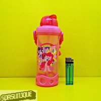 Botol Minum My Little Pony BPA Free sz 500ml 6021-1