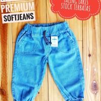 PROMO Celana Jogger Anak Soft Jeans PREMIUM