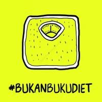 (Original) Bukan Buku Diet - Alvin Hartanto . IG @thefamousfitness