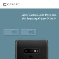 CAPAS Tempered Glass 2pcs Samsung Galaxy Note 9 Anti Scratch Glass