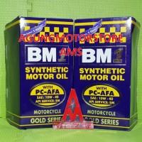 Oli Mesin BM1 GOLD SERIES 10W-40 (1L)