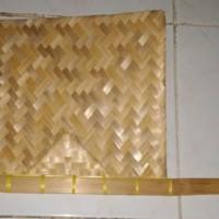 Kipas hihid anyaman bambu
