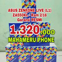 Jual ASUS ZENFONE LIVE (L1) - 2/16 - RESMI Murah