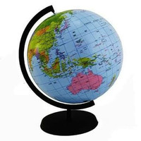 Globe bola dunia / peta bulat planet bumi
