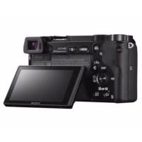 Kamera Sony Alpha A6000 Kit 16-50mm ILCE-6000L Free Leather Case Promo