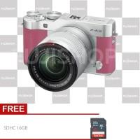 FUJIFILM X-A3 KIT XC 16-50MM + SD 16GB + Mini 8 + sirui bag + half