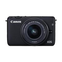 Canon EOS M10 Kit (EF-M15-45mm) Free Memory 16GB dan Tas Kamera