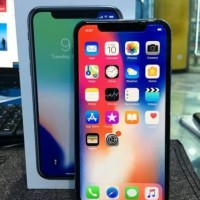Apple iPhone X / 10 TEN Fullscreen - HP Batam BM HDC / SC Real 4G LTE