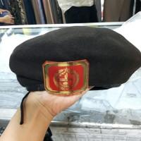 topi pramuka baret SMP SMA perlengkapan pramuka tsp