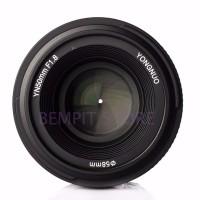 TERBATAS Lensa Fix Yongnuo YN 50mm f1 8 for Nikon MURAH MERIAH