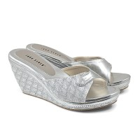 MLY 327 java cibaduyut Sepatu sandal heels wedges distro