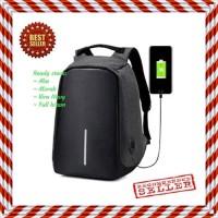 Harga tas export ransel sekolah tas cowok bodypack premium | Pembandingharga.com