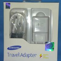 Charger Samsung Galaxy Note 4 / S6 Original Fast Ch hp handphone murah