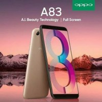 HP OPPO A83 RAM 2GB ROM 16GB GARANSI OPPO - RED & GOLD