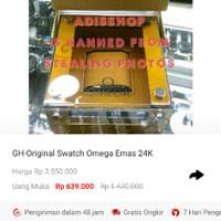 Harga Jam Tangan Omega Original Travelbon.com